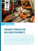 Traceability Principles for Wild-Caught Fish Products Brochure